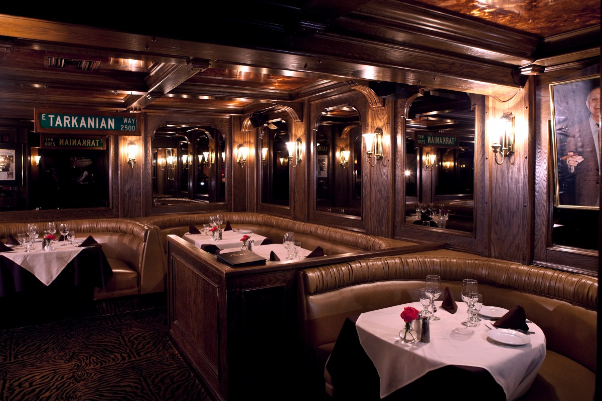 Las vegas restaurants with