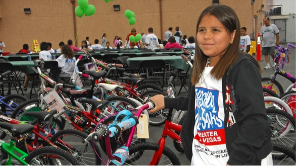 100+ Kids to Receive New Wheels at 11th PK Bike Day - Piero's