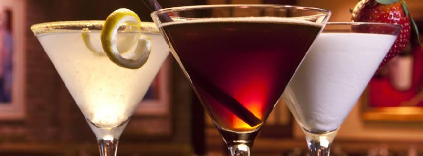 6 oz Martina Pours make Piero's a Las Vegas Favorite Cocktail Bar