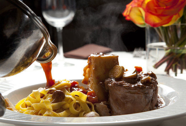 Piero's classic osso bucco is a reason why thrillest.com ranks it as one of the best italian restaurants in las vegas