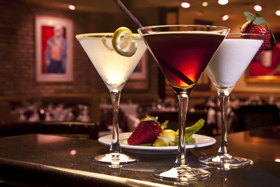 special martini cocktails
